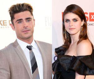 Zac Efron et Alexandra Daddario en couple ?