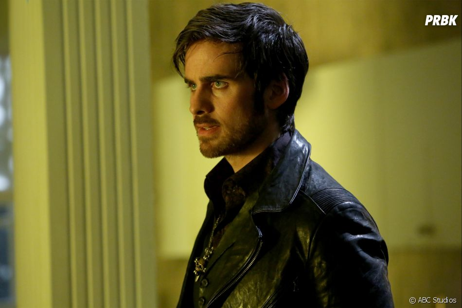 Once Upon a Time saison 7 : Colin O'Donoghue toujours au casting