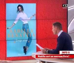 Nabilla Benattia : Matthieu Delormeau et Capucine Anav lui envoient des piques à propos de son nouveau livre !