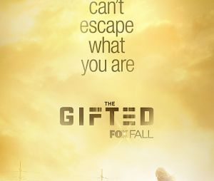 Affiche de la série The Gifted.