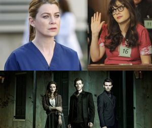 Grey's Anatomy saison 14, The Originals... les séries qui reviennent (ou pas) en 2017-2018