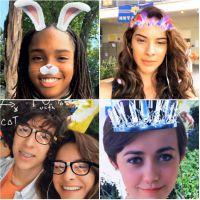 Adieu Snapchat ? Instagram lance ses propres filtres animés ! Coucou les oreilles de lapin ! 🐰