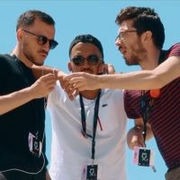 Jhon Rachid, Kemar et Anthony Lastella à Cannes : le Wifi, c'est la vie (ep 2/3)