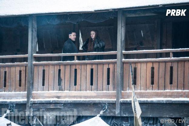Game of Thrones saison 7 : Daenerys passe à l'attaque avec son immense dragon, Jon Snow et Arya se dévoilent