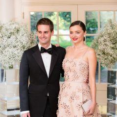 Miranda Kerr et Evan Spiegel se sont mariés !