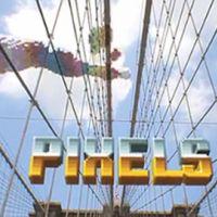 Pixels ... la vidéo buzz de Patrick Jean