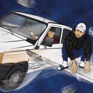 """Mister V : """"Double V"""", son album de rap, cartonne déjà dans le Top Albums"""