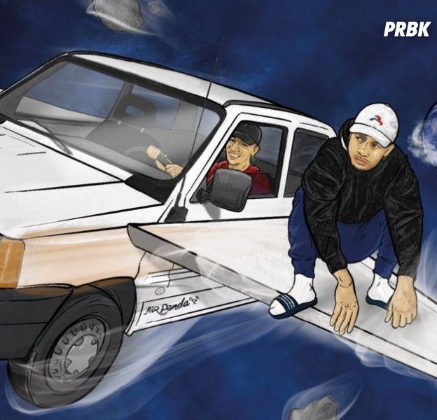"""Mister V cartonne avec """"Double V"""" son premier album de rap"""