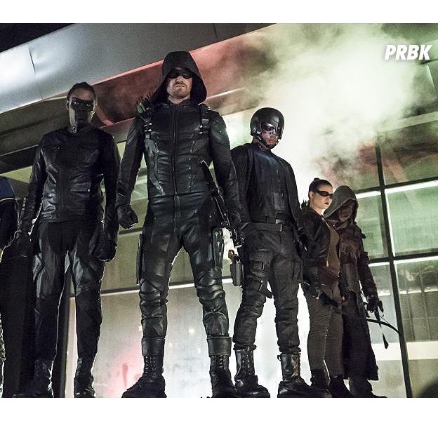 Arrow saison 6 : enfin du changement pour Oliver Queen