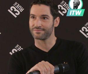 Lucifer saison 3 : Tom Ellis nous donne des infos sur la suite en interview
