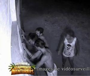 Ricardo (MELAA 2), Julien, Kevin et Neymar volent l'épicerie, Moundir sanctionne de manière radicale