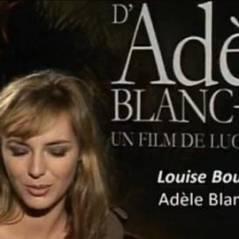 Les Aventures extraordinaires d'Adèle Blanc-Sec ... le clip de la BO du film