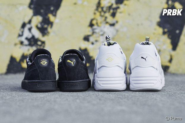 Puma x Minions : les sneakers qui vous donneront le smile !