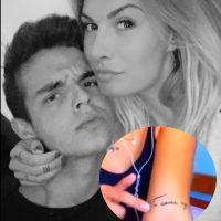 Ludivine Birker : un tatouage en hommage à son histoire avec Julien Castaldi