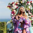 Beyoncé dévoile la première photo de ses jumeaux Sir Carter et Rumi nés le 14 juin 2017