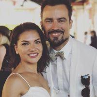 Damien Sargue marié à sa chérie Emilie : les amoureux se sont dit oui 💍