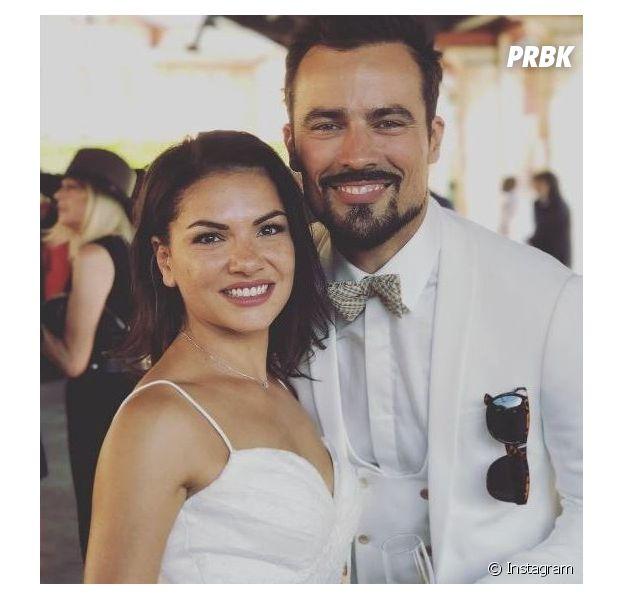 Damien Sargue marié à sa chérie Emilie : les amoureux se sont dit oui
