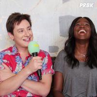 La Colle : Arthur Mazet et Karidja Touré partagent leurs galères de lycée - interview