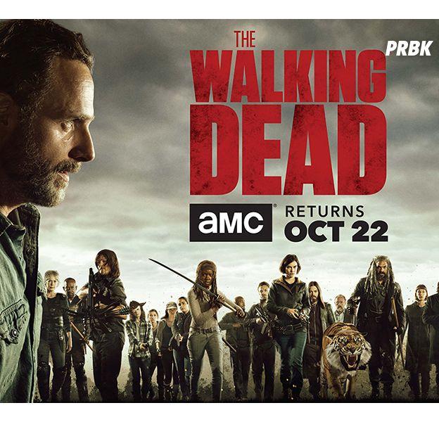 "The Walking Dead : ""Vous verrez Rick mourir"" assure Robert Kirkman"