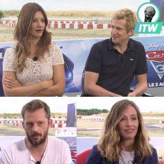 Cars 3 : l'interview retour en enfance avec Guillaume Canet, Alice Pol, Cécile de France