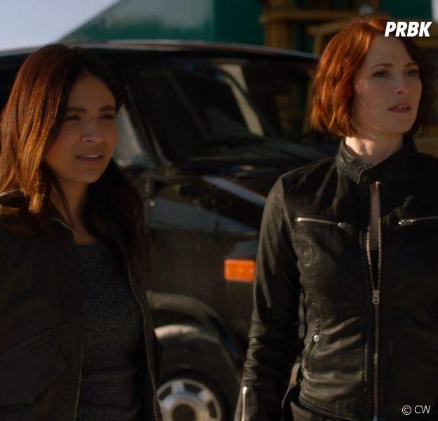 Supergirl saison 3 : le couple de Maggie et Alex en danger ?