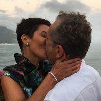 Cristina Cordula et Frédéric Cassin : nouveau mariage à Rio pour le couple  ❤️️