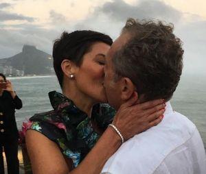 Cristina Cordula et Frédéric Cassin : nouveau mariage à Rio pour le couple