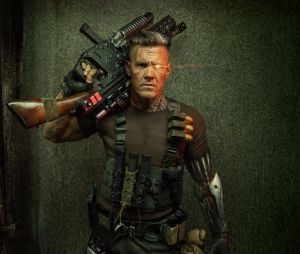 Deadpool 2 : Ryan Reynolds dévoile un Cable (Josh Brolin) terriblement badass
