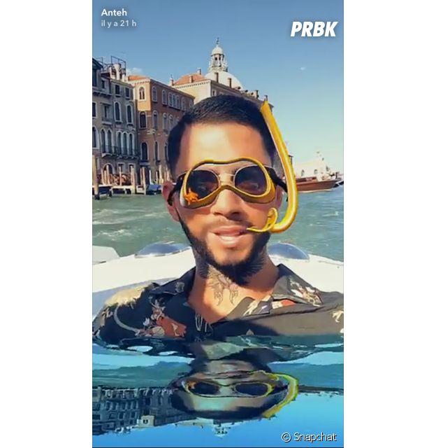 Fidji Ruiz (Les Marseillais VS Le reste du monde) profite de Venise avec Antoine, son ex (?)