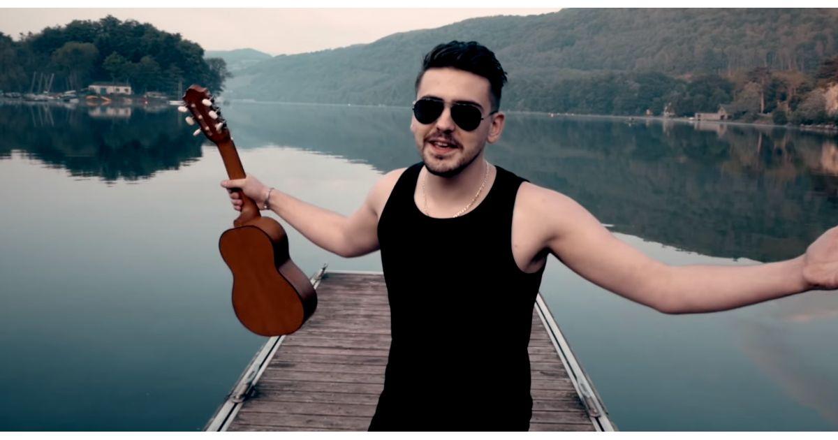 youtunes qui est jordan rondelli la nouvelle star de youtube qui allie musique et humour. Black Bedroom Furniture Sets. Home Design Ideas