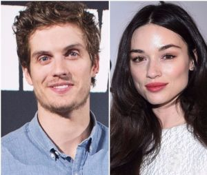 Daniel Sharman (Teen Wolf) et Crystal Reed
