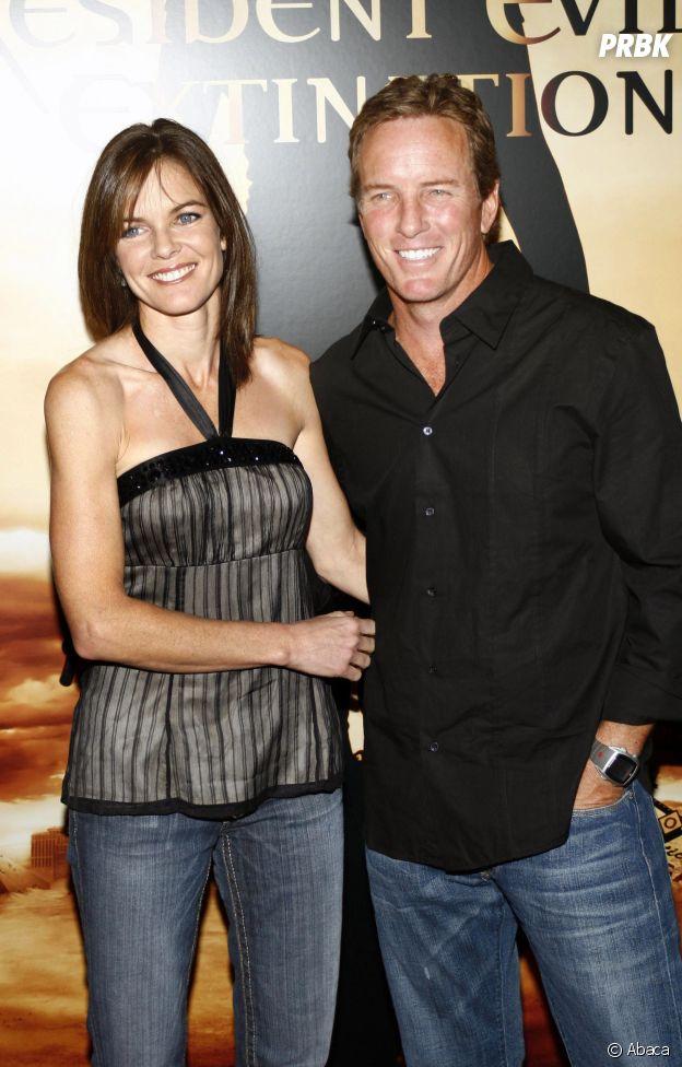 Linden Ashby (Teen Wolf) et Susan Walters