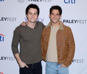 Tyler Posey (Teen Wolf) et Dylan O'Brien