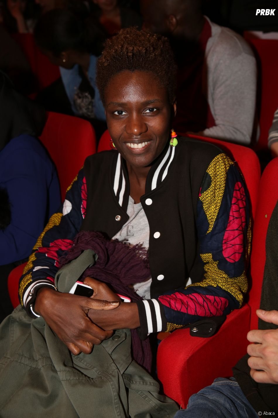 Rokhaya Diallo    , nouvelle chroniqueuse de TPMP ?