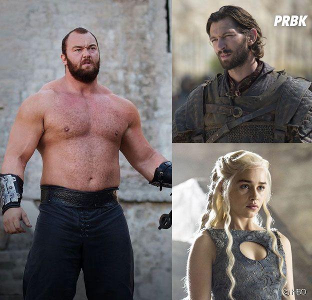 Game Of Thrones Saison 7 9 Personnages Qui Ont Change De Visage Purebreak