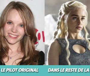 Game of Thrones : Emilia Clarke n'était pas Daenerys à l'origine