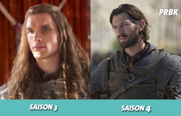 Game of Thrones : Daario Naharis a changé de visage au cours de la série