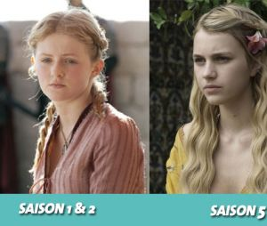 Game of Thrones : Myrcella a changé de visage au cours de la série