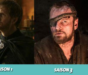 Game of Thrones : Beric a changé de visage au cours de la série