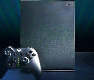 "Présentation Xbox One X ""Project Scorpio"""