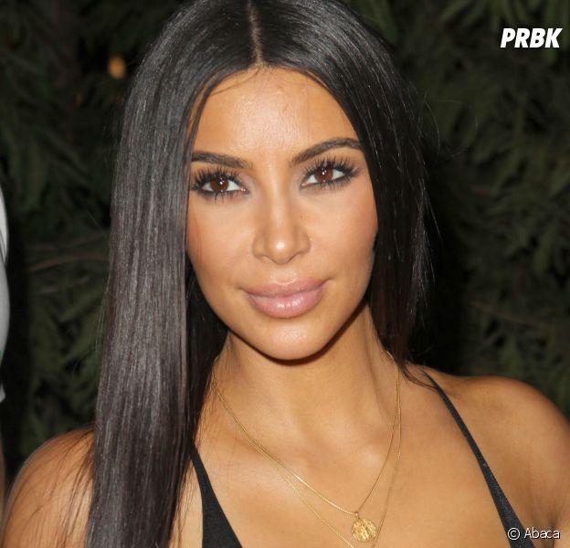Kim Kardashian entièrement nue et sauvage sur Instagram