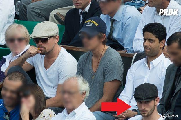 Charles (Secret Story 11) a été garde du corps de Leonardo DiCaprio