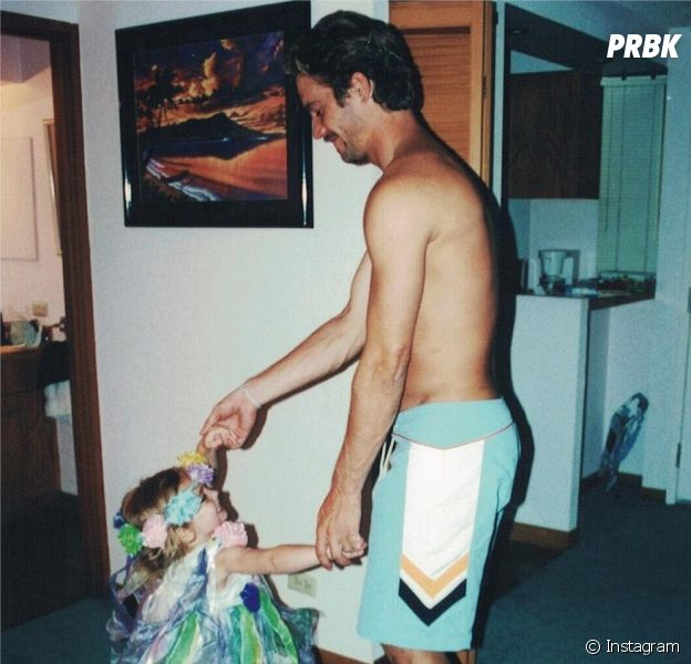 Paul Walker : sa fille Meadow lui rend hommage avec une photo de son enfance