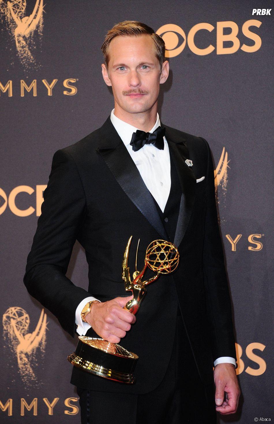 Emmy Awards 2017 : Alexander Skarsgard récompensé pour Big Little Lies !