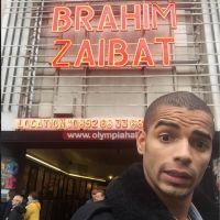 Brahim Zaibat victime d'une tentative de cambriolage, il fait fuir les voleurs