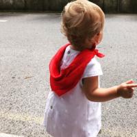 Antoine Griezmann soutenu par sa fille Mia lors de son dernier match, la vidéo cute