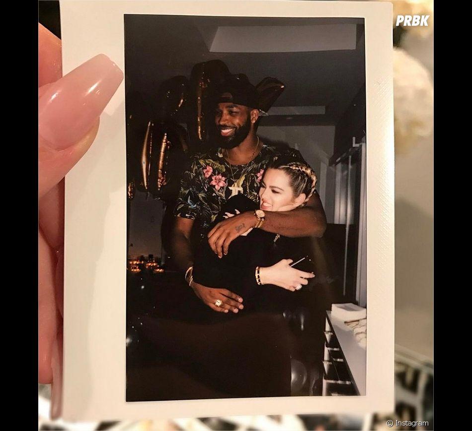 Khloe Kardashian et Tristan Thompson bientôt parents