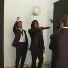 The Walking Dead : Andrew Lincoln prank Norman Reedus et c'est génial