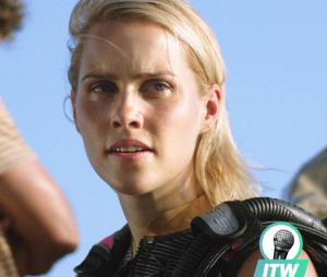 Claire Holt en interview sur PureBreak pour la sortie en e-cinema de 47 Meters Down