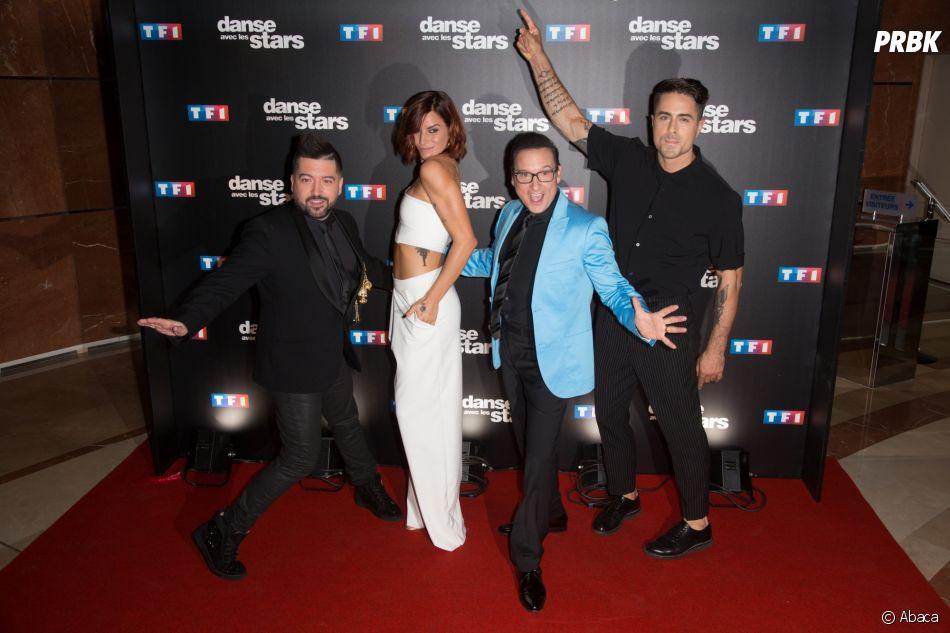 Danse avec les stars 8 : Fauve Hautot, Nicolas Archambault, Jean-Marc Généreux et Chris Marques forpment le jury !